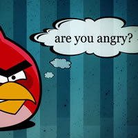 Angry Birds – Are you angry?