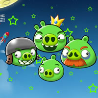 Bad Piggies Puzzle Game