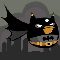 Batman Black Bird