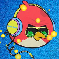 Red Bird Music Lover