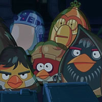 Angry Birds Star Wars Cinematic