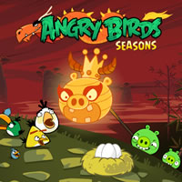 Angry Birds Seasons – Year of the Dragon