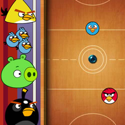Angry Birds Hockey