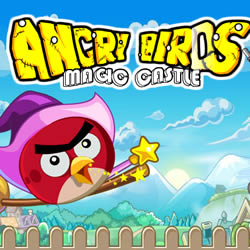 Angry Birds Magic Castle