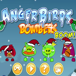 Angry Birds Bombers Boom!
