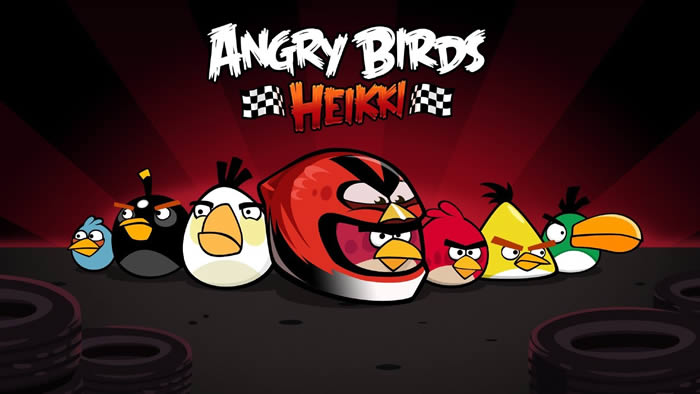Angry Birds Heikki Wallpaper